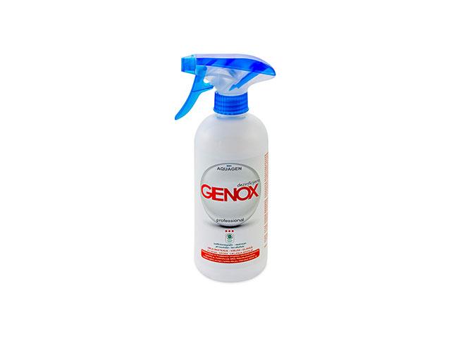 GENOX PROFESSIONAL 0,5 L + sprej